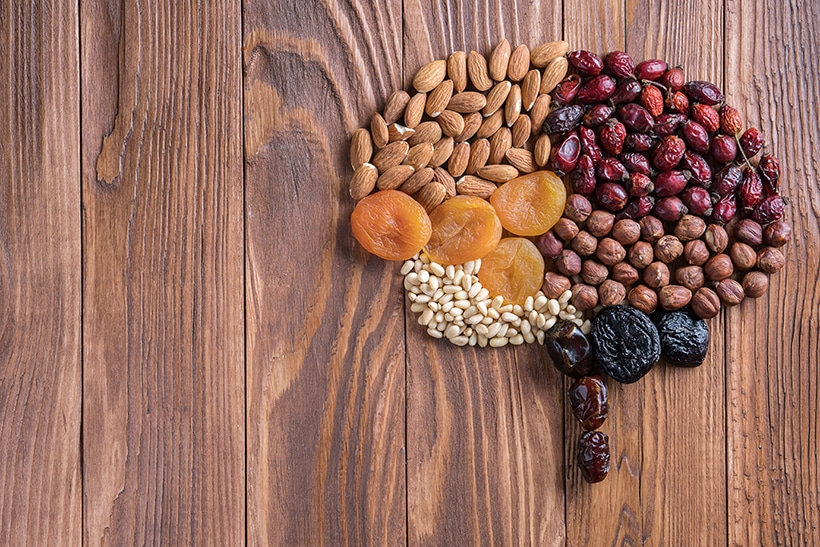 7 Foods that are Good for your Brain