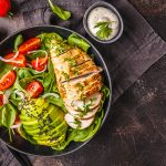 High Protein Salads to Improve Your Workout