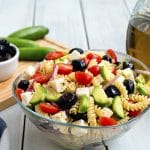 Vegan Pasta Salad Recipes with an International Twist