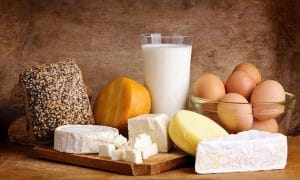 Dairy Produce, Eggs and Bakery