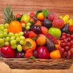 Deluxe Fruit Gift Basket from Ripe.London